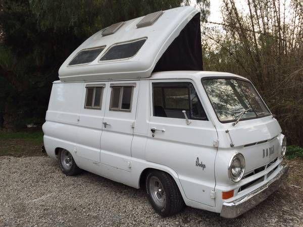 Dodge San Diego >> 1968 Dodge A100 Van In San Diego Ca Campervan Magic Vans Camper
