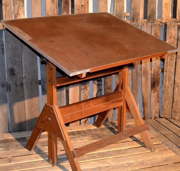 Vintage Table Hardware : Best images about drafting tables on pinterest
