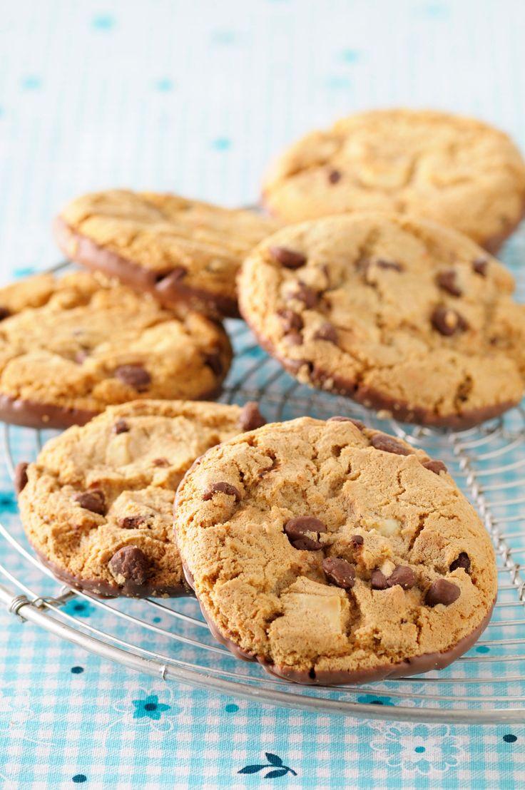 Découvrez la recette des cookies light