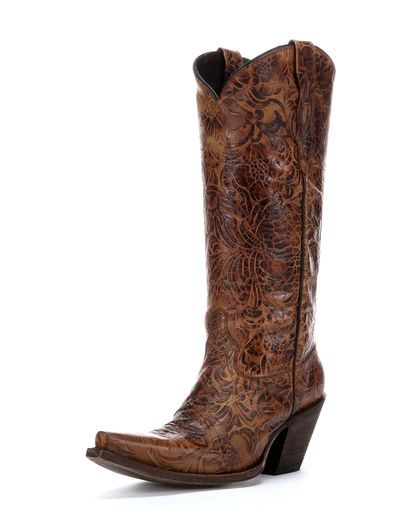 Lucchese Women's Autumn Dry Leaf Boot $320.00