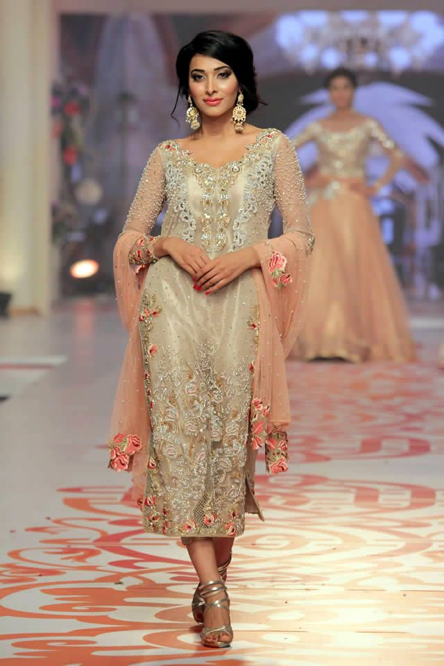 Telenor Bridal Couture Week 2015 Asifa & Nabeel Formal Dresses