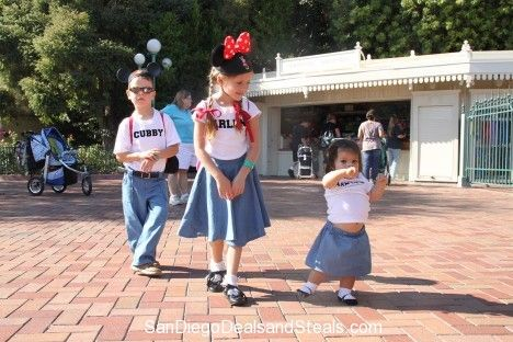How to make Mouseketeer Costumes (can you believe they don't have these available to buy thru Disney?!) I wish they did - but easy enough to make!