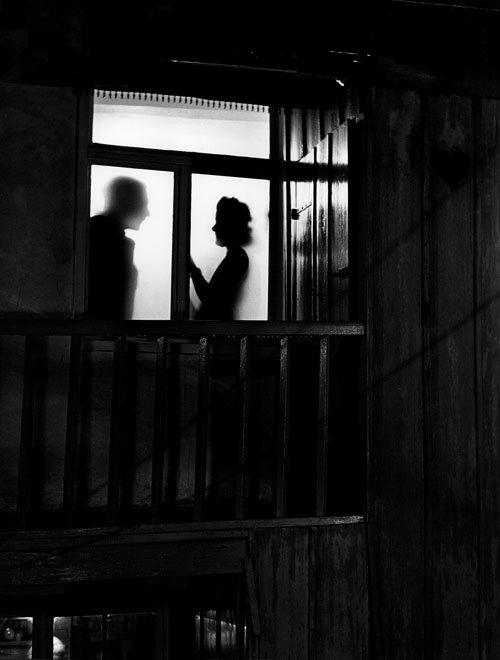 Siegfried Lauterwasser   Shadows in Window, 1949