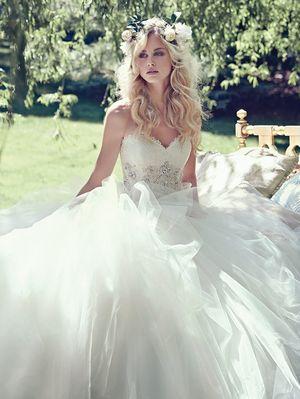 Bellethemagazine wedding dresses | Maggie Sottero 2016 Collection