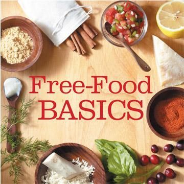 """""""Free Foods"""" have less than 20 calories and 5 grams of carbohydrate per serving. For people with diabetes or pre-diabetes, free foods make good choices for snacking or as flavor enhancers."""