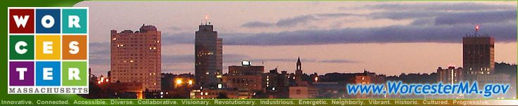 City of Worcester, MA - Home