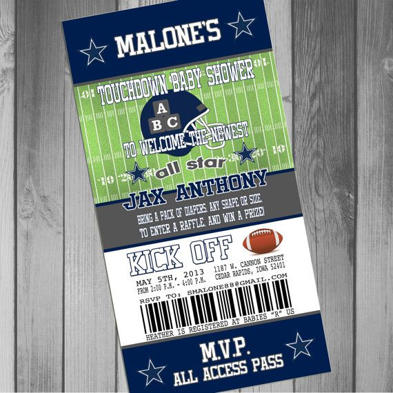 Tailgate Invitations for awesome invitations ideas