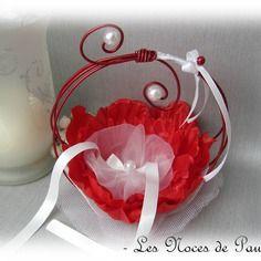 Coussin Rouge Season Decorations