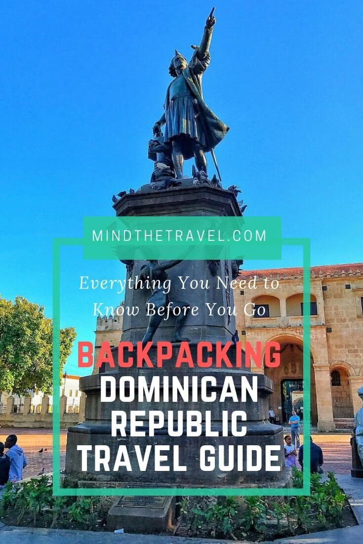 Dominican Republic Travel Guide: Recommended Travel Itinerary