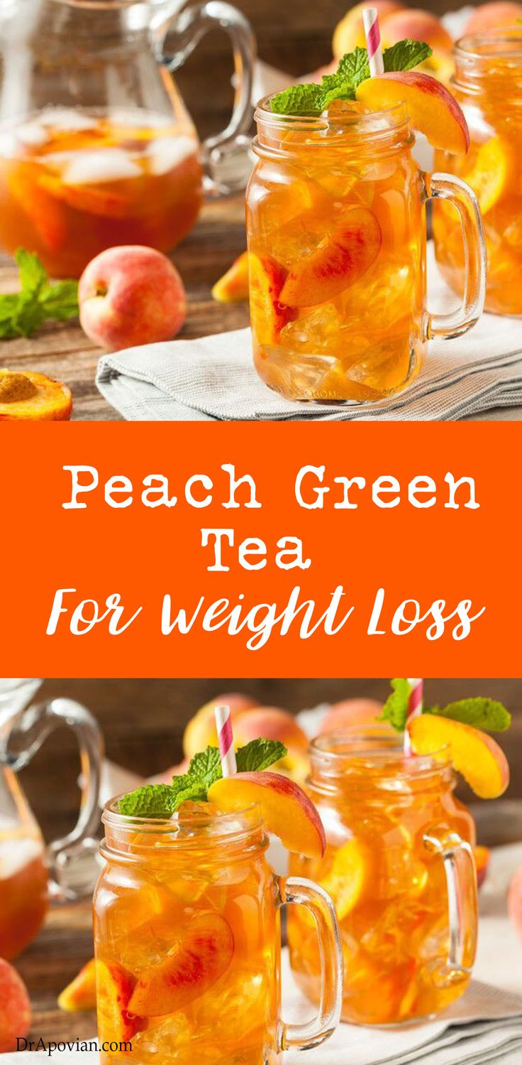 The sweet and comforting flavors of peach, vanilla, and honey blend with crisp, refreshing, iced green tea.  This recipe contains over 20 grams of protein to power your metabolism, along with over 6 grams of fiber.  As an added bonus, both peaches and green tea increase the body's ability to burn off excess fat.