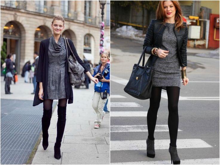 Aprenda a usar meia calça como uma fashionista