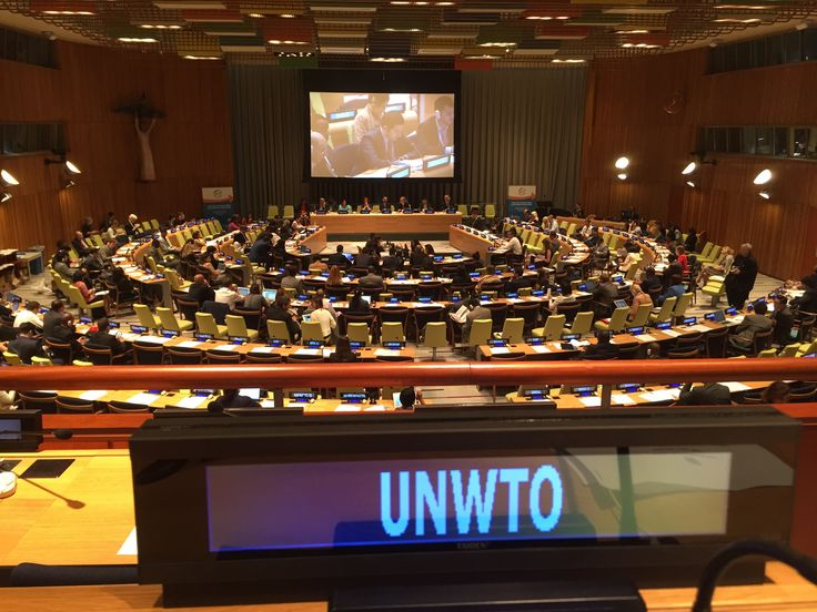 SUSTAINABLE TOURISM. This week, I had the opportunity to attend the United Nations High Level Political Forum on sustainable development (HLPF) as a guest of the UNWTO.