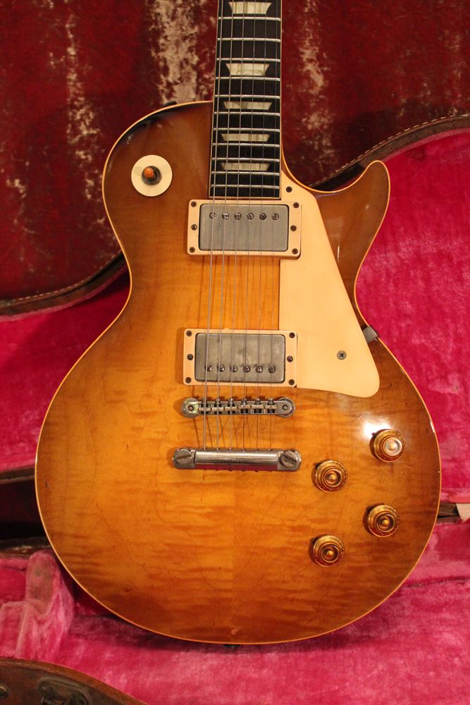 "Gibson 1959y Les Paul Standard ""The Burst"" 1959-LP-STD-SB5-Nico"
