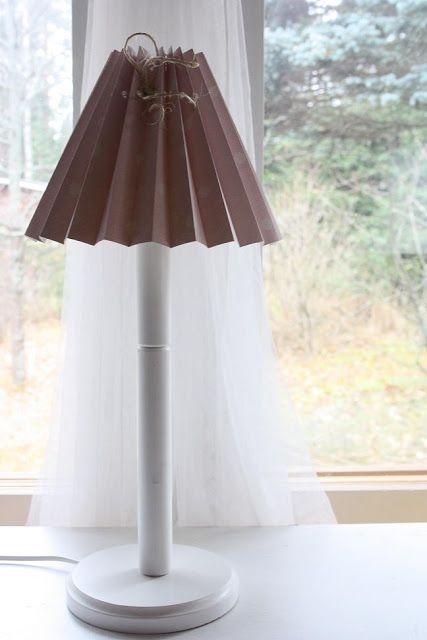 Lastenhuoneen uusi lamppu