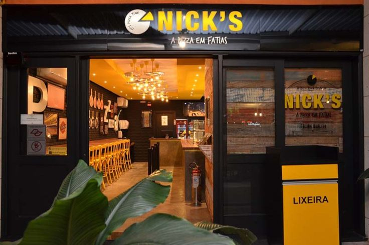 Decoração S.A. : Nick's Pizza em Rio Claro/ SP - http://comosefaz.eu/decoracao-s-a-nicks-pizza-em-rio-claro-sp/