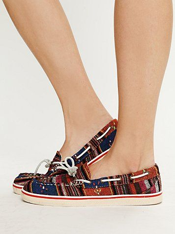 Multicolor boat shoe. A quirky and colorful twist on a classic shape!: Preppy Style, Post Reviews, Boats Shoes, Fashion Styles, Boat Shoes, Comfortable Shoes, Summer Shoes, Panama Boatshoes, Free People