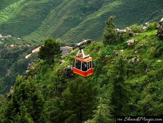 A second highest peak of Mussoorie with beautiful views of nature and its beauty is perfectly right for a constant chat with your partner. You may love the people livelihood on this hill point.