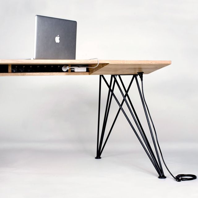 Christofer Odmark Industrial Style Desk