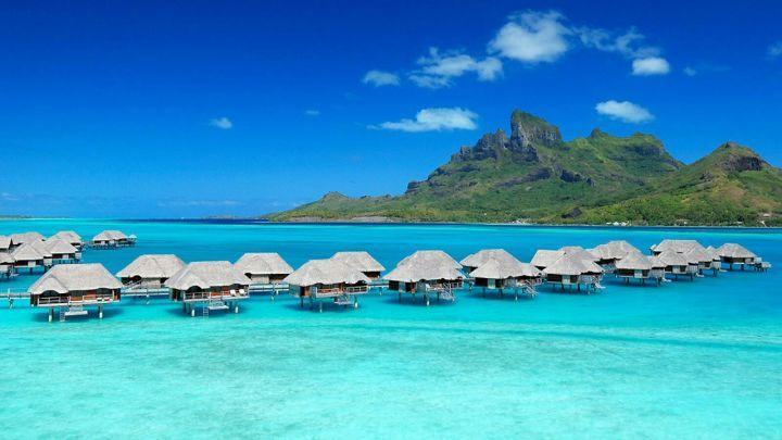 Bora Bora...honeymoon please!
