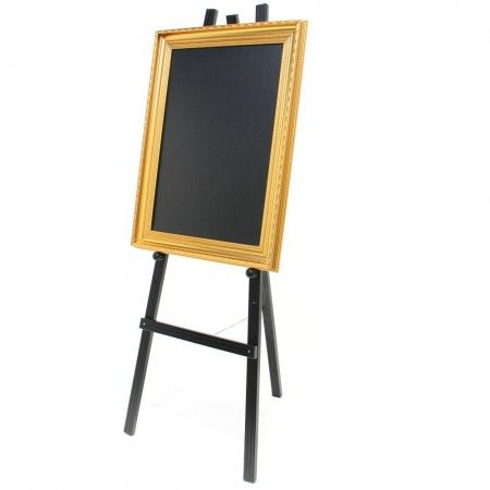 23 best Easels images on Pinterest | Easels, Saw horses and Chalkboard