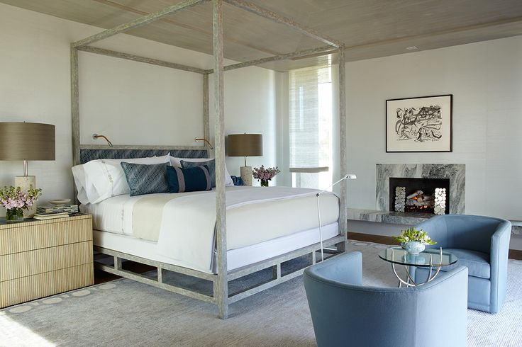 Beach Contemporary bedroom. What do you think? #home #design