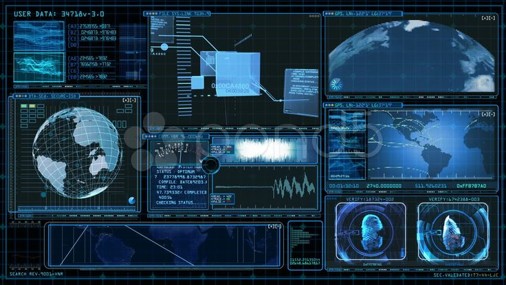 Sci Fi Computer Interface 17 Best images about S...
