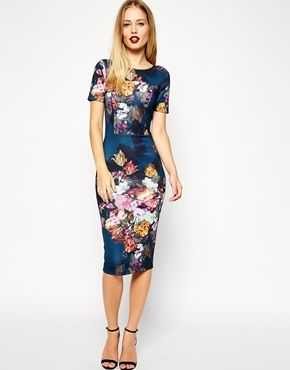 Body con wedding guests dress pictures