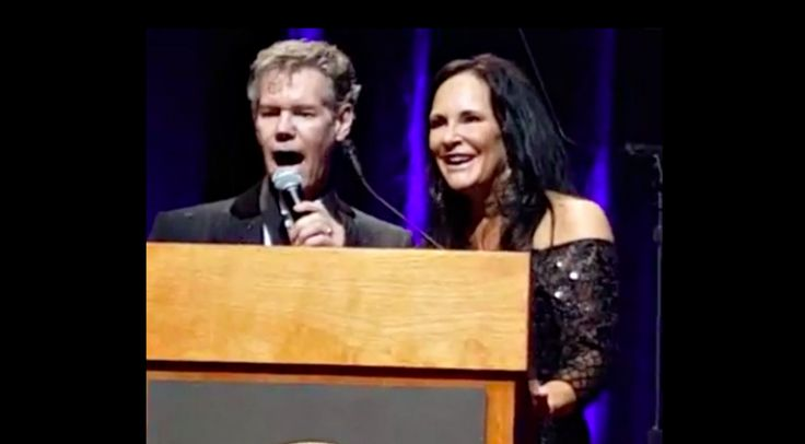 Country Music Lyrics - Quotes - Songs Randy travis - Randy Travis Sings 'Amazing Grace' During His Country Music Hall Of Fame Induction - Youtube Music Videos http://countryrebel.com/blogs/videos/randy-travis-sings-amazing-grace-during-his-country-music-hall-of-fame-induction