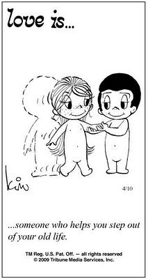 Love+Is+by+Kim+Casali+Comic+Archive+Gallery | Love Is... Sharing The Same Dream