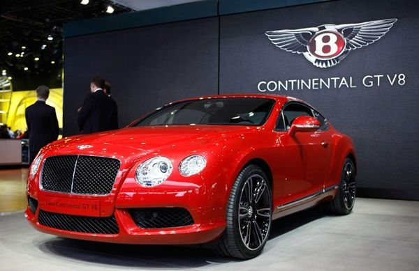 price of Bentley Continental GT revealed
