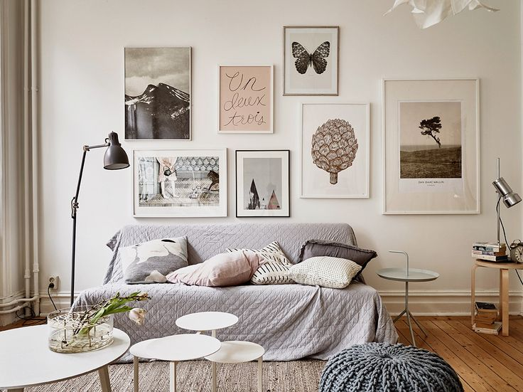 Nordhemsgatan 60, Un encantador pequeño apartamento sueco