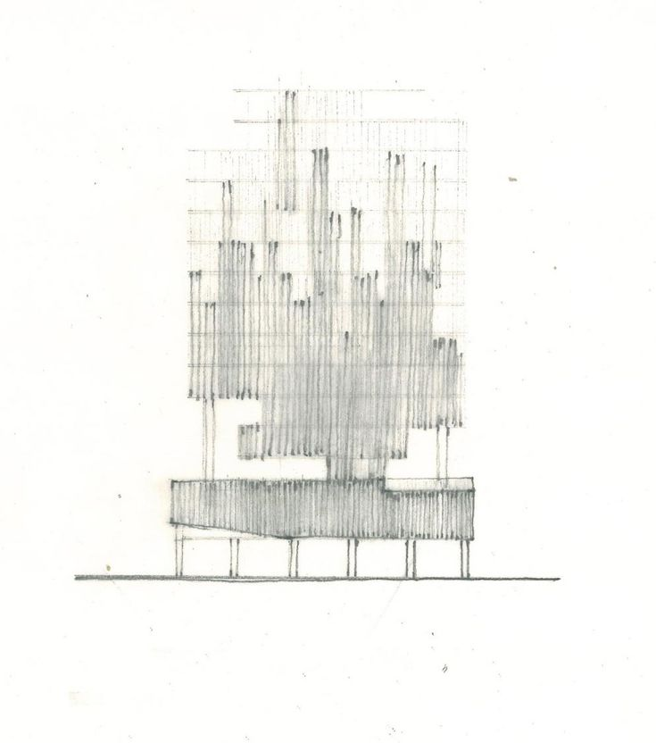 Picture Book Illustration Making An Architectural Model: 324 Best Images About Architectural Sketches & Drawings On