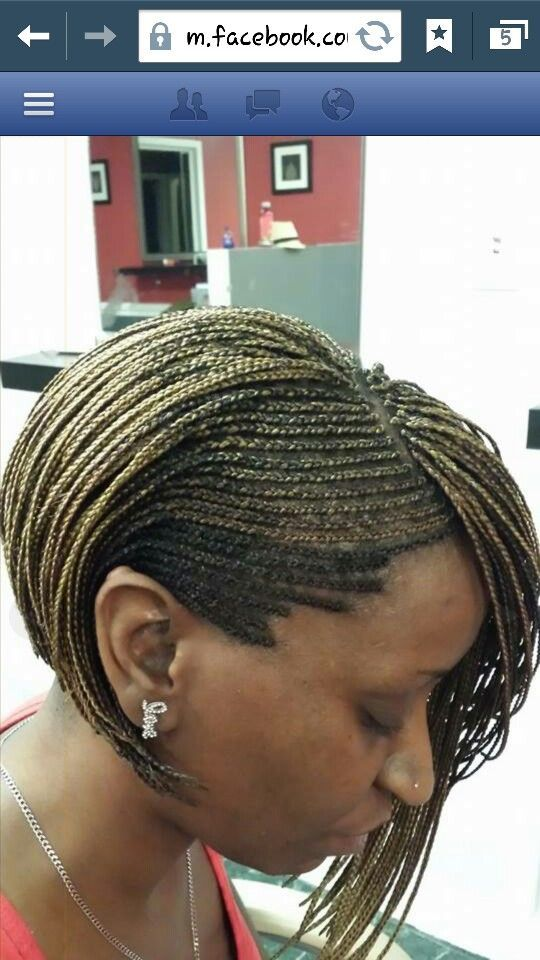 layered cornrows