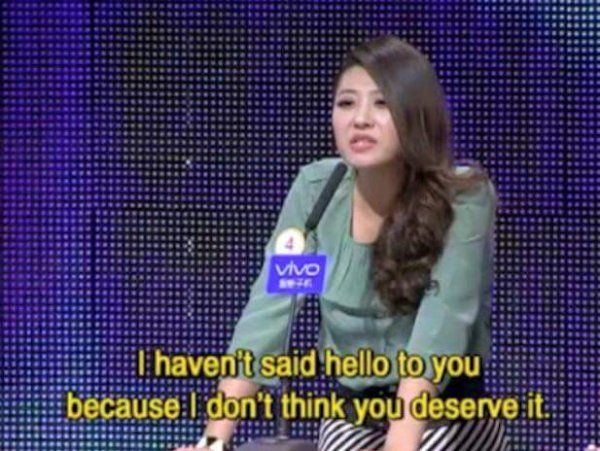 12 Seriously WTF Quotes From This REAL Chinese Dating Show http://ift.tt/2g26FGI