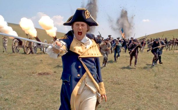 The History Channel released a rip-roaring new trailer for their upcoming miniseries, Sons of Liberty.