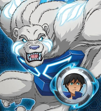 Lock Picture - Monsuno