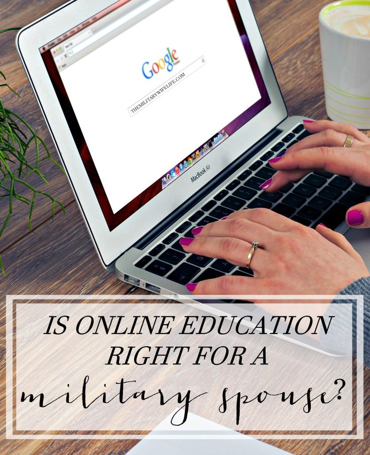 Online Nursing Programs For Military Spouses