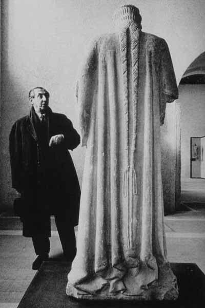 Ugo Mulas  Carlo Scarpa architetto