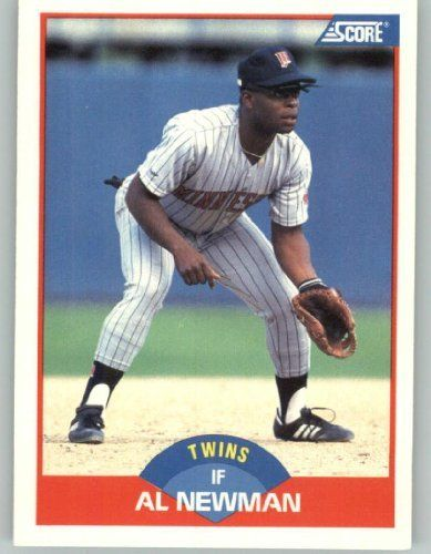 1989 Score #493 Al Newman - Minnesota Twins (Baseball Cards) by Score. $0.88. 1989 Score #493 Al Newman - Minnesota Twins (Baseball Cards)