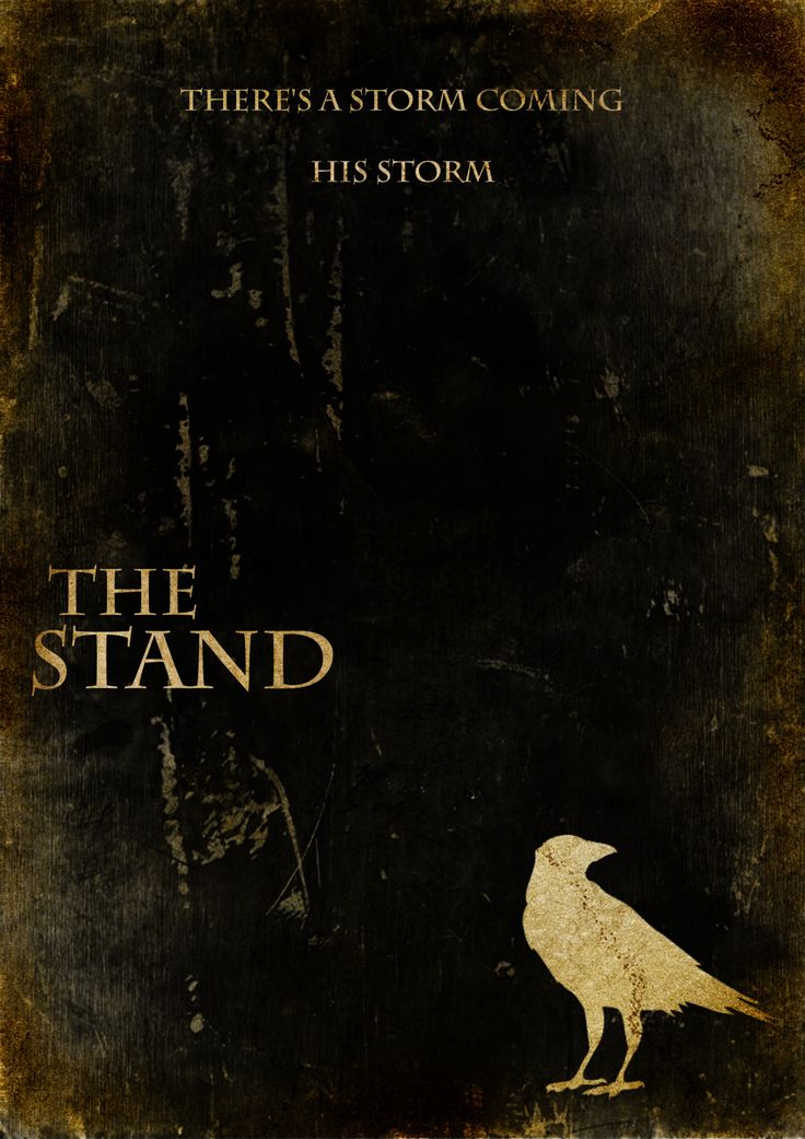 The Stand. Stephen King | I do not want to just read books ...