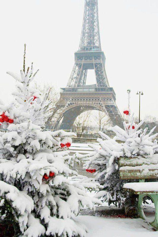 Weekend à Paris #Noël                                                                                                                                                                                 Plus