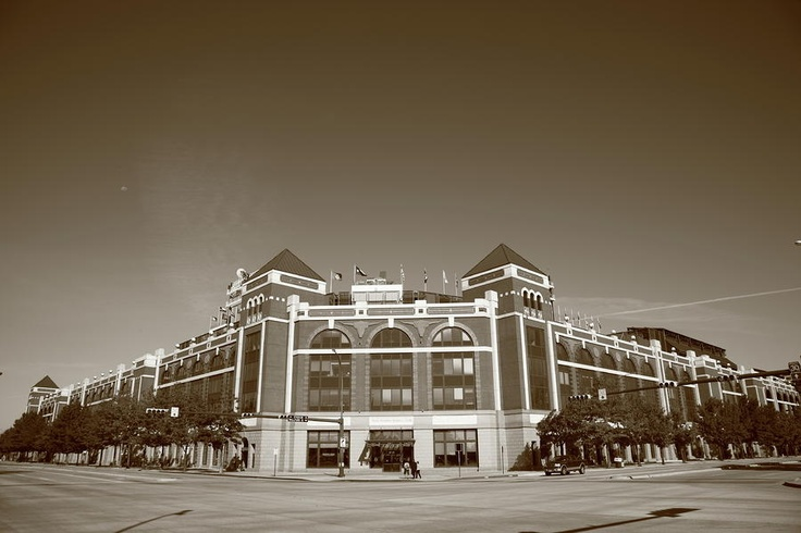 Ballpark in Arlington  Arlington, Texas