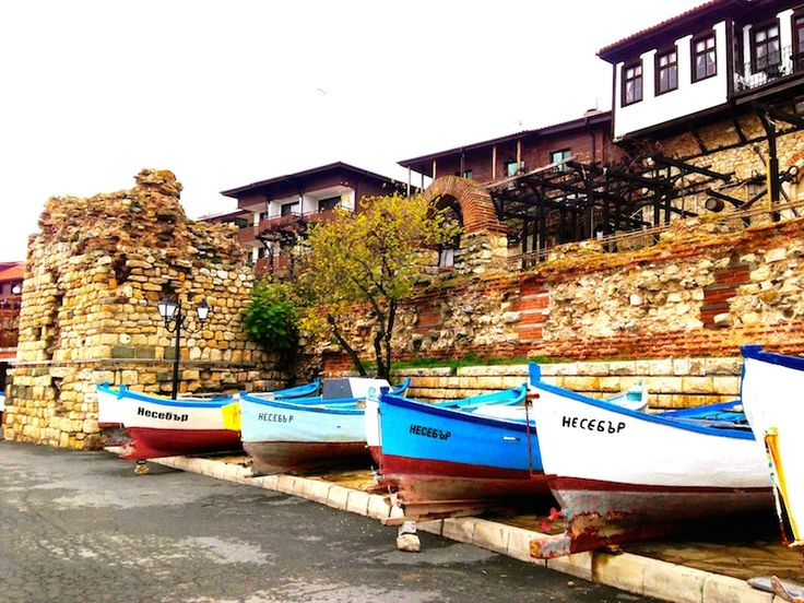 #Nessebar Old Town, a World Heritage Sight, is not to miss on your Black Sea #cruise