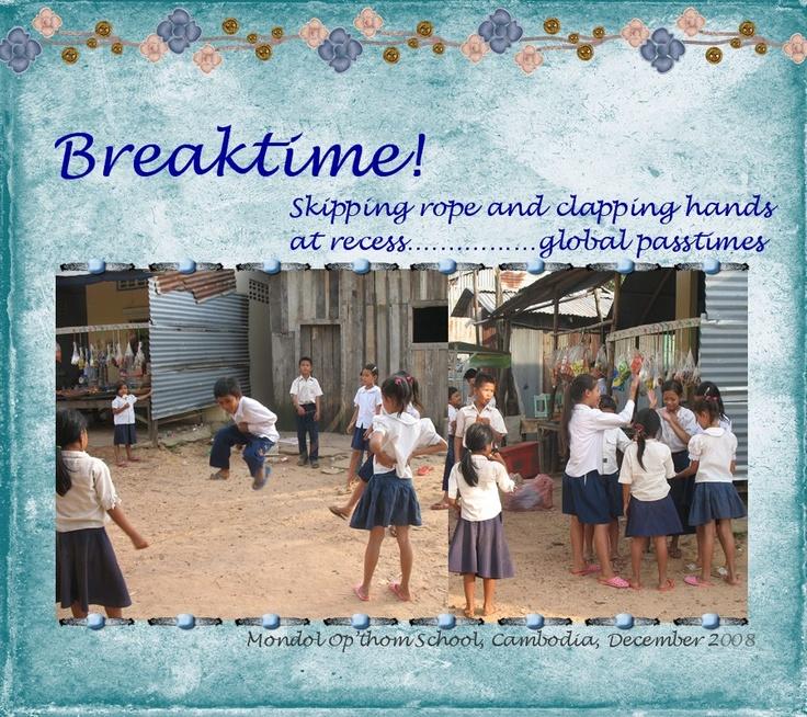 Breaktime! - Scrapbook.com