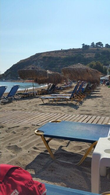 Kalives Beach