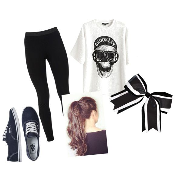 #1 by takeoffyourhalo on Polyvore featuring polyvore fashion style Peace of Cloth Vans Chassè