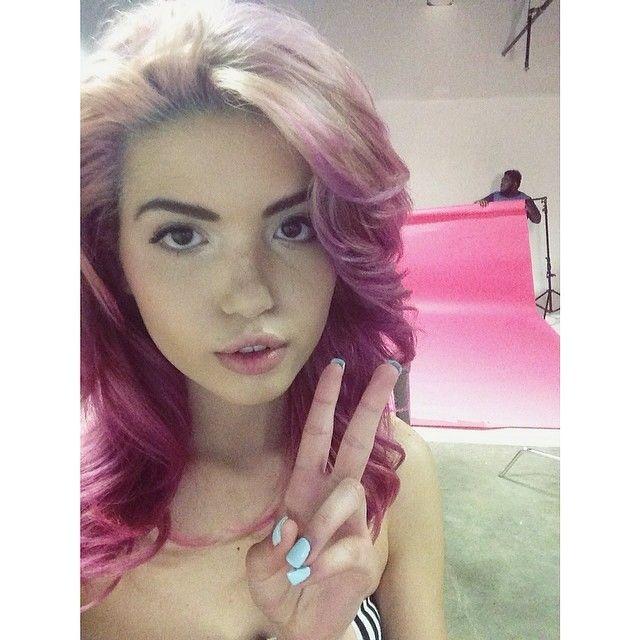 Light Pink Hair Pastel Bubble Gum