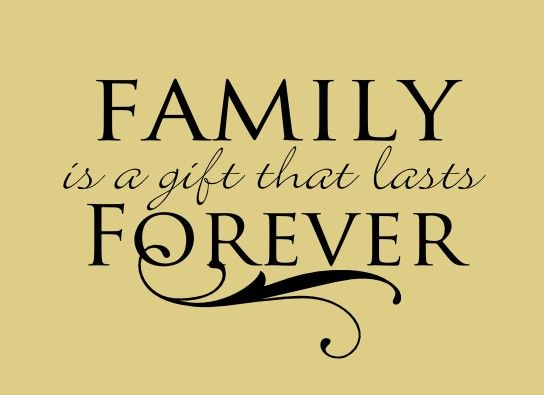 Family Is Forever Quotes Prepossessing I Will Be Your Family Forever Quotes Picture