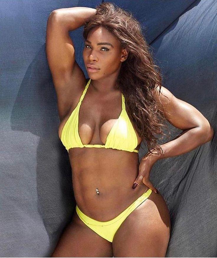Okay Serena we see you  #serenawilliams #slay #hot #bikini #yas #worldstar #wshh #bet #gossip #bossip #newedition #celebrities #celebritynews #askkissy