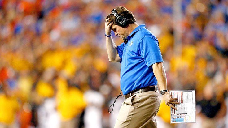 Will Muschamp won't return as Florida Gators' coach next season